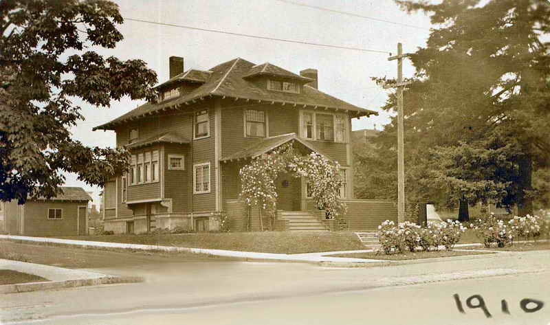 Kettenring House Circa 1910