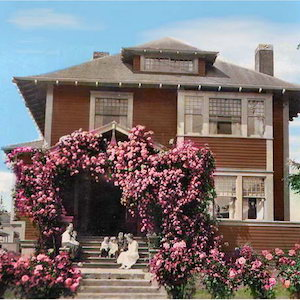 Kettenring House Circa 1916